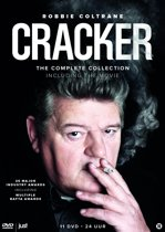 Cracker complete collection incl. film 2006 (ITV jaren 90)