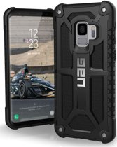 UAG Zwart Monarch Hard Case Samsung Galaxy S9