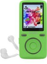 Difrnce MP1805 - MP4 speler - 8 GB - Lime