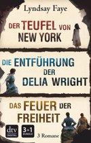 Der Teufel von New York - Die Entführung der Delia Wright - Das Feuer der Freiheit