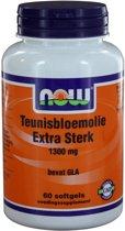 Now Teunisbloemolie extra sterk 1300 mg 60 softgels