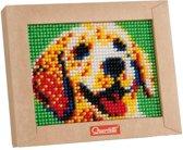Quercetti Mini Pixel Art Hond 21 X 17 Cm 1200 Delig