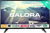 Salora 49UHS3500 49'' 4K Ultra HD Smart TV Zwart LED TV