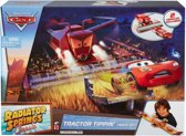 Cars Radiator Springs Tractor Tippin Track Set