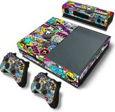 Madness - Xbox One Console Skins Stickers