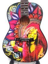 Miniatuur gitaar Janis Joplin - Tribute