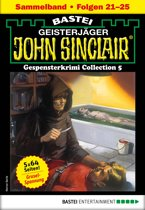 John Sinclair Gespensterkrimi Collection 5 - Horror-Serie