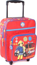 Fireman Sam Ready Steady Rescue Trolley Rugzak