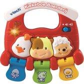 VTech Baby Kiekeboe Boerderij - Grijpspeelgoed