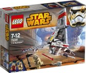 LEGO Star Wars T-16 Skyhopper - 75081