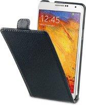 BeHello Flip Case voor Samsung Galaxy Note 4 - Zwart