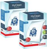 Miele Stofzuigerzakken GN HyClean 2-Pack 3D + filters
