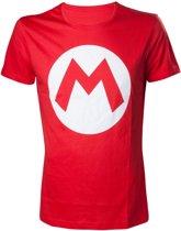 Nintendo - Mario Big M Men s T-shirt - 2XL