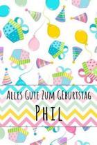 Alles Gute zum Geburtstag Phil