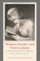 Women, Gender, and Print Culture in Eighteenth-Century Britain