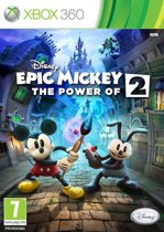 Epic Mickey 2 The Power of Two (UK/Nordic) /X360