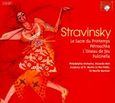Ballet Music: Le Sacre, Petrushka, The Firebird, Pulcinella, Suites No. 1 And No. 2