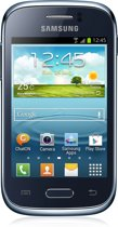 Samsung Galaxy Young GT-S6310 4GB Blauw
