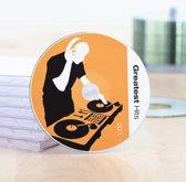 HERMA 4914 Wit Zelfklevend printerlabel printeretiket