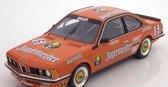 BMW 635 CSI #6 European Touringcar Championship 1984 1:18 CMR Oranje CMR009