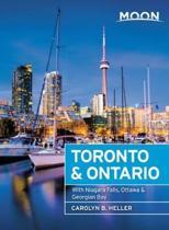 Moon Toronto & Ontario (First Edition)