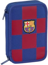FC Barcelona Gevuld Etui - 13 x 21 x 4 cm - Multi