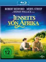 Out Of Africa (1985) (Blu-ray)