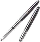 70-Jarige Jubileumeditie Bullet Space Pen, Chroom met Titanium Dop