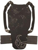 Demon Spine X D3O back protector zwart