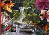 The Beauty Of Oil Painting - Boek 4