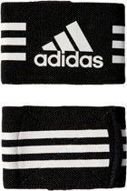 adidas Ankle Strap - Sokophouders - One size - Zwart/Wit