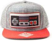 Officieel gelicenseerd - Nintendo - NES Controller Snapback pet - Unisex