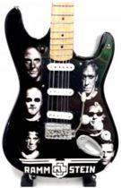 Miniatuur gitaar Rammstein