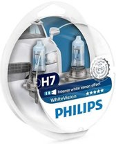 Philips WhiteVision Set H7 incl 2 W5W 12972WHVSM
