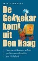 De gekkekar komt uit Den Haag