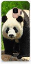 Samsung Galaxy S9 Hardcase Hoesje Design Panda