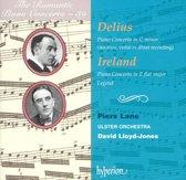 Piers / Ulster Orchestra Lane - Romantic Piano Concerto Vol 39