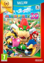Mario Party 10 - Nintendo Selects - Wii U