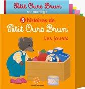 5 histoires de Petit Ours Brun, les jouets