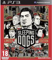 Sleeping Dogs - Limited Edition (BBFC) /PS3