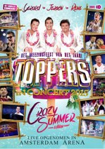 Toppers In Concert (2015) Crazy Summer edition (2 DVD)