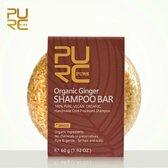 Handmade shampoo bar - Gember