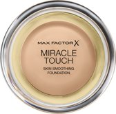 Max Factor Miracle Touch Liquid Illusion - 45 Warm Almond - Foundation