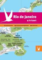 Dominicus stad-in-kaart - Rio de Janeiro in kaart