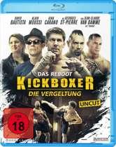 Kickboxer: Vengeance (2016) (IMPORT) (blu-ray)
