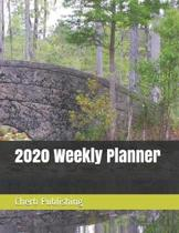 2020 Weekly Planner: Nurse Themed 2020 Weekly Schedule Organizer And Journal. 8.5 x 11