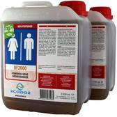 UF2000 - Urine Geurverwijderaar - 5000ml (5X concentraat) - Ecodor