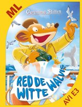 Geronimo Stilton - Red de witte walvis