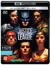 Justice League (4K Ultra HD Blu-ray)