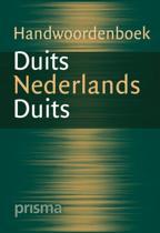 Prisma Handwoordenboek Duits-Nederlands, Nederlands Duits